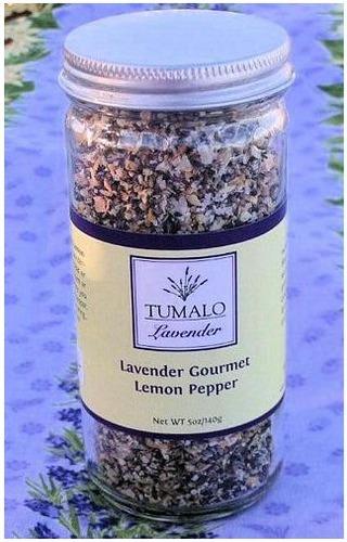 Lavender Gourmet Lemon Pepper