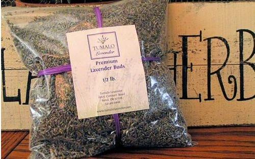 Lavender Buds - 1 Lb.