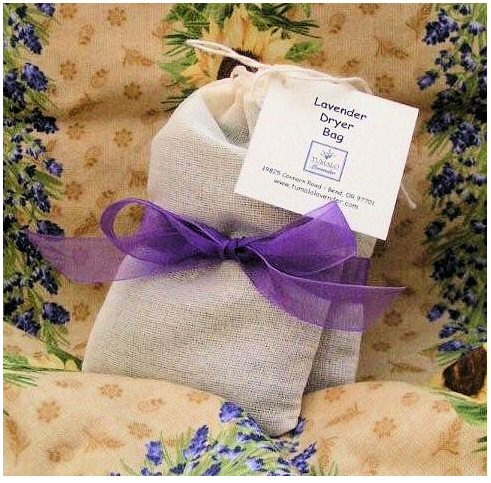 Large Lavender Dryer Bags - package of 2