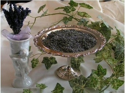 Dried Wedding Lavender - 1 Lb.
