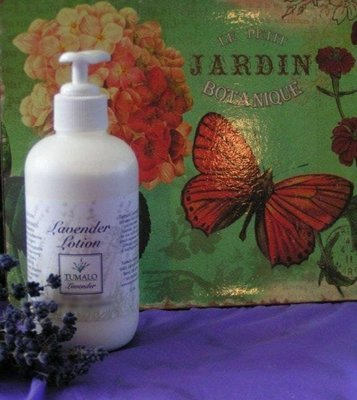 Tumalo Lavender Lotion