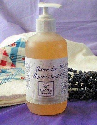 Tumalo Lavender Liquid Soap