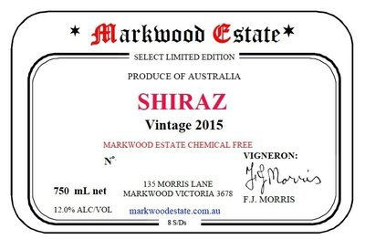 2015 Shiraz