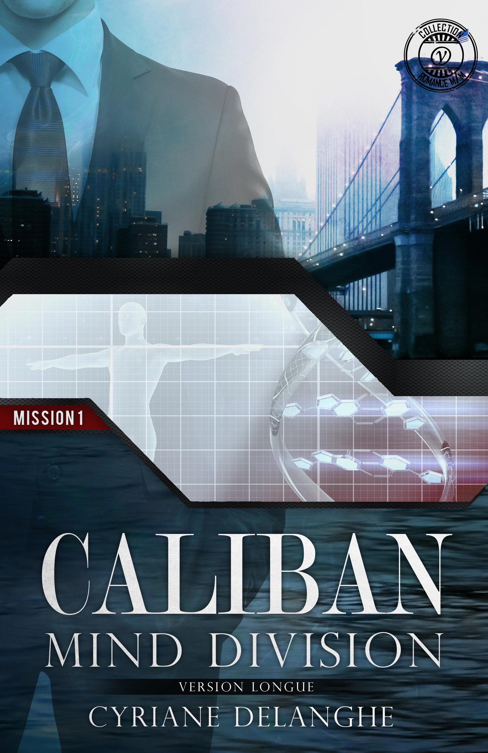 CALIBAN : MIND DIVISION - MISSION - 1 9782364753914