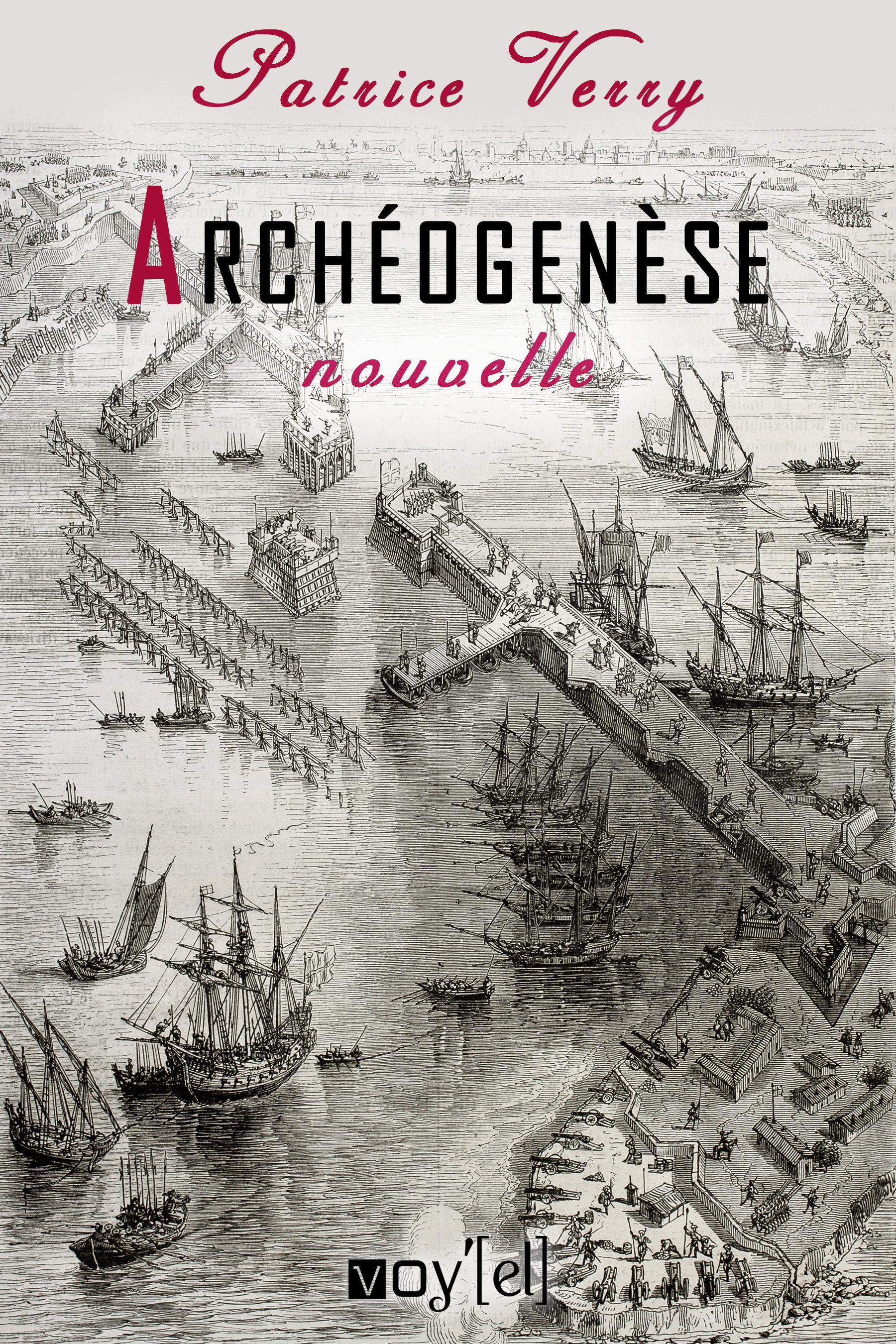 Archéogenèse - Nouvelle de science-fiction N22