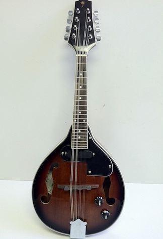 "Galveston ""A"" Style Electric Mandolin"