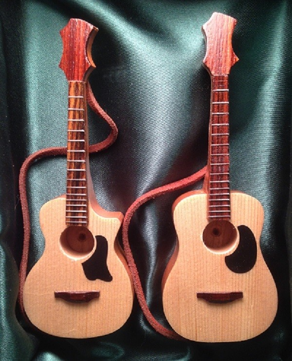 Guitar Pipes