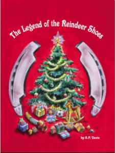 The Legend of the Reindeer Shoes Book Only 2