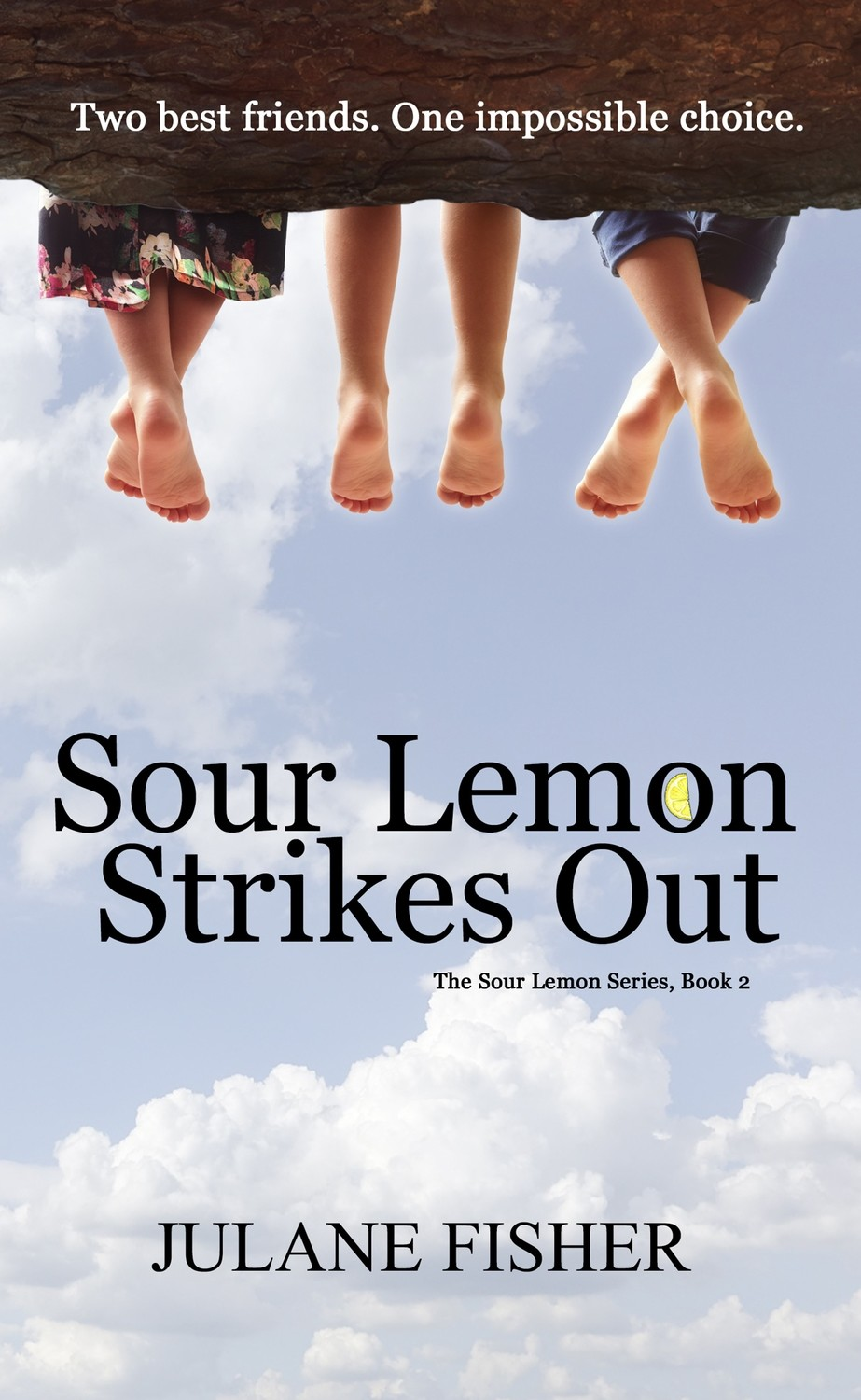 Sour Lemon Strikes Out (Sour Lemon Series, Book 2)