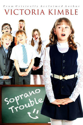 Soprano Trouble (The Choir Girls Series, Book 1)