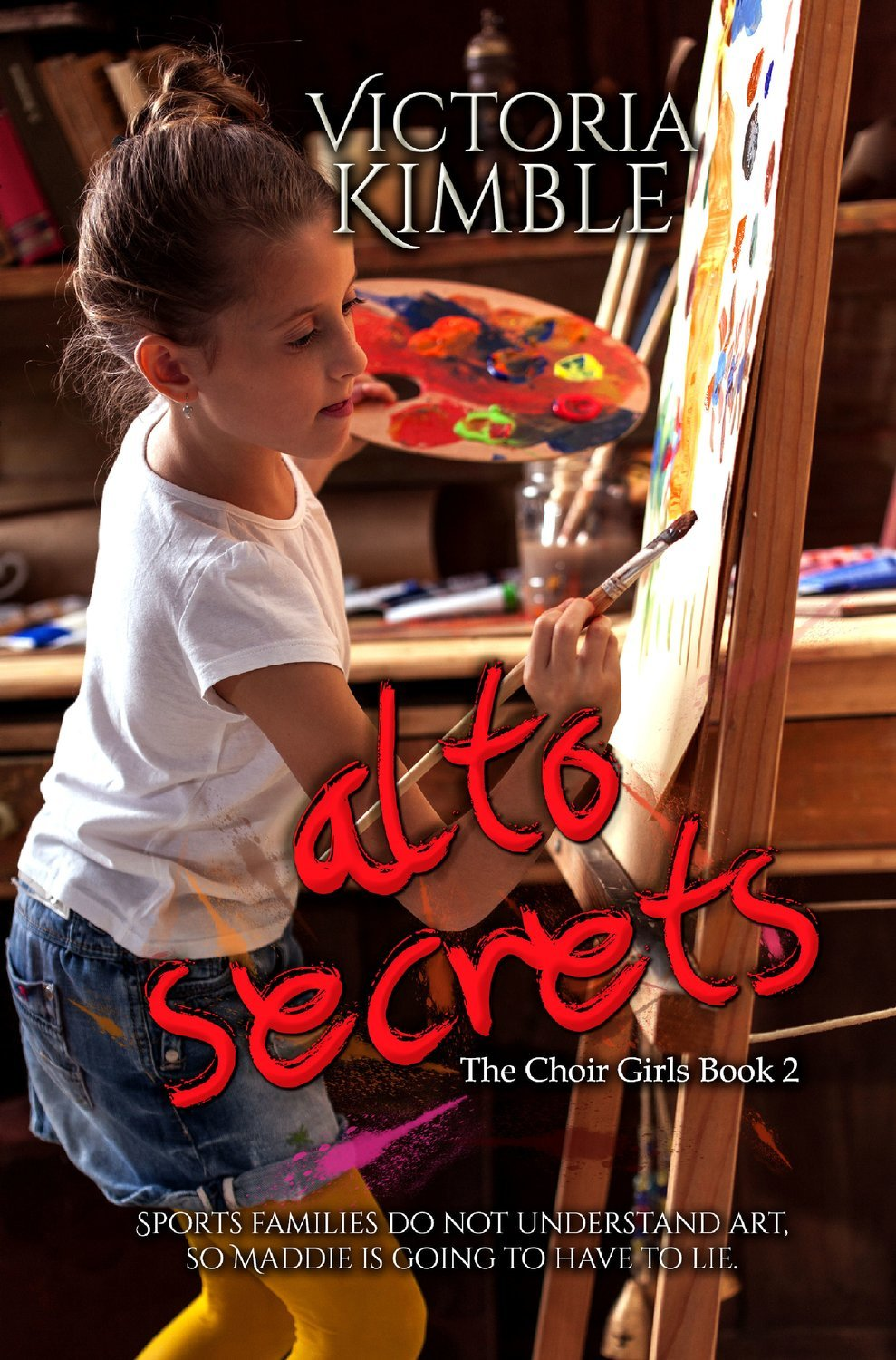 Alto Secrets (The Choir Girls Series, Book 2)