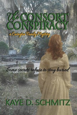 The Consort Conspiracy (A Covington Family Mystery, Book 1) - Available for a limited time