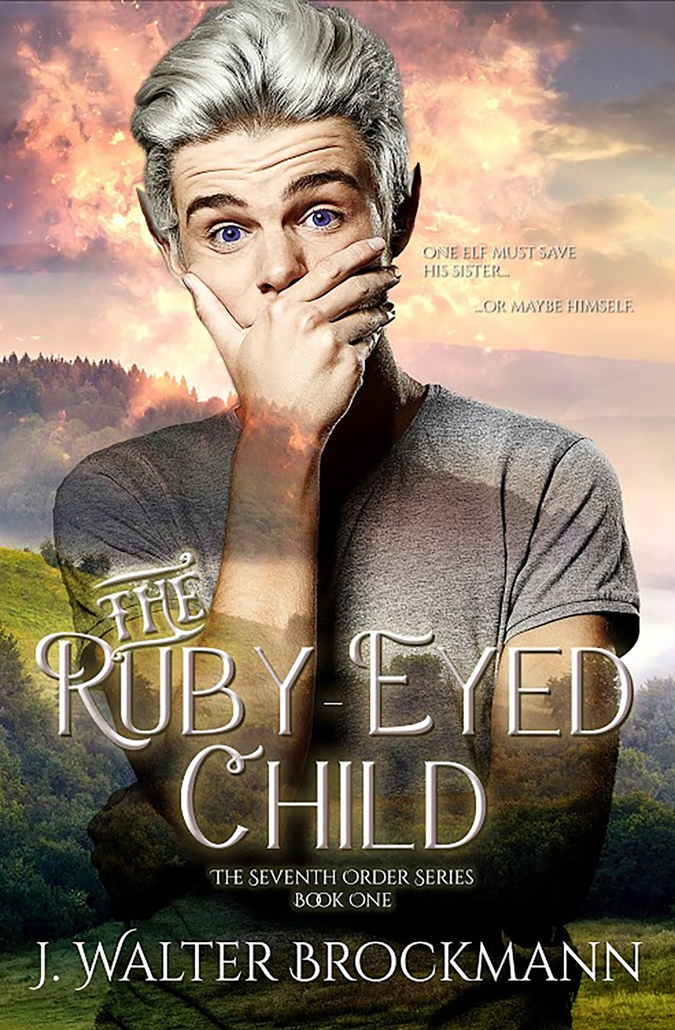 The Ruby-Eyed Child (The Seventh Order, Book 1)