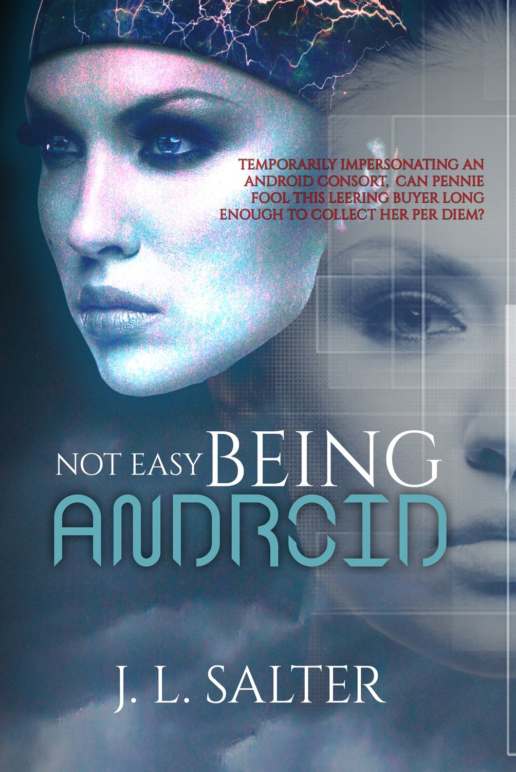 Not Easy Being Android