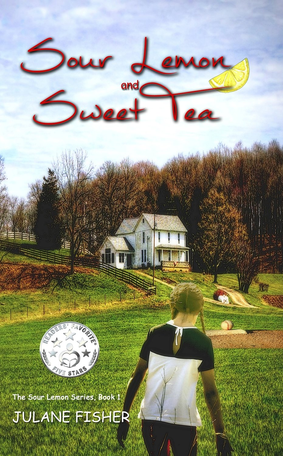 Sour Lemon and Sweet Tea (The Sour Lemon Series, Book 1)