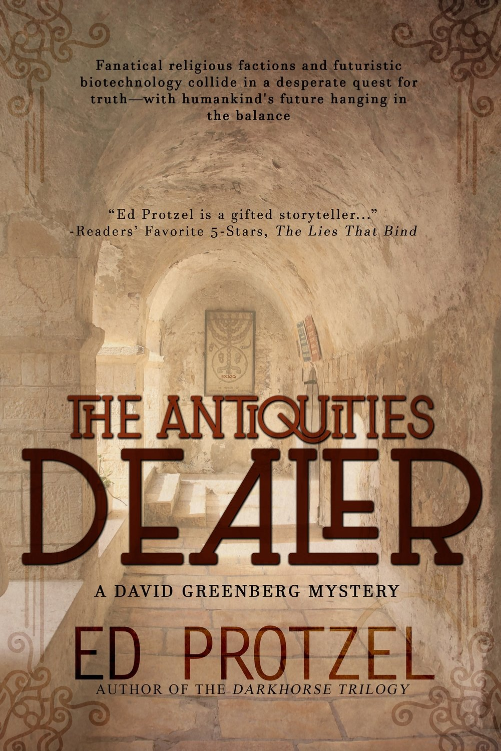 The Antiquities Dealer (A David Greenberg Mystery)