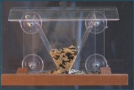 Window seed feeder WF3