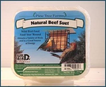 Natural Beef suet 11 oz.