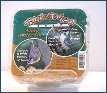 Nutty butter suet cake 11oz.