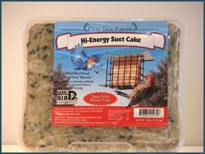 Hi Energy suet cake 3 lb.