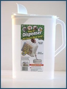 Seed storage container