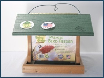 Recycled Large Feeder