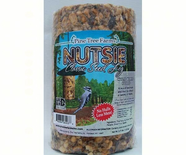 40 oz. Nutsie log