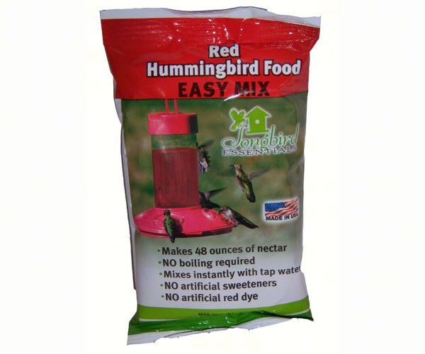 8 oz. red hummingbird nectar
