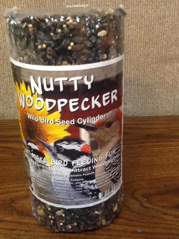 """8"""" Nutty cylinder seed log"""