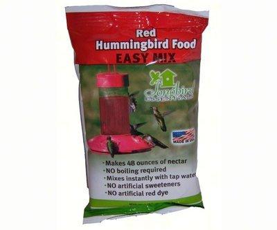 8 oz. red hummingbird nectar