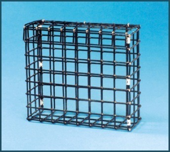 All season metal hanging large suet feeder