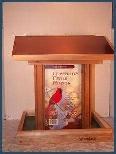 Coppertop cedar hopper  cophop