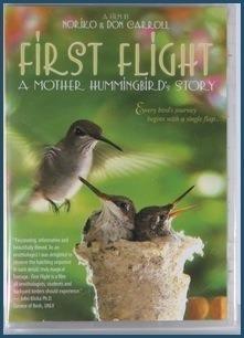 First Flight: A Mother's Hummingbird Story