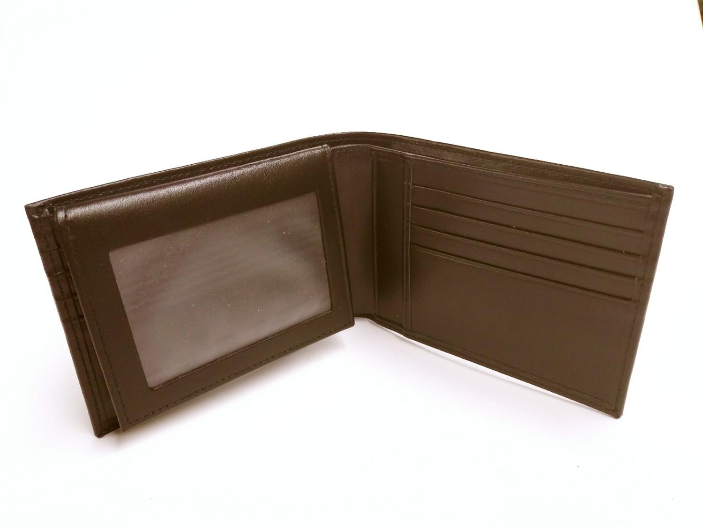 Genuine Leather wallet P.Capecchi