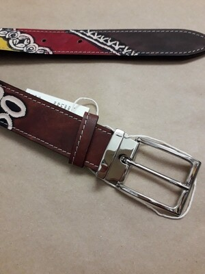 Original leather belt P.Capecchi