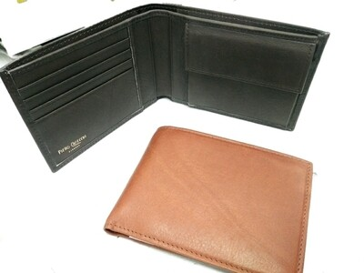 Italian genuine leather wallet