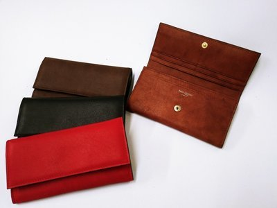 Lady's Soft Leather Wallet