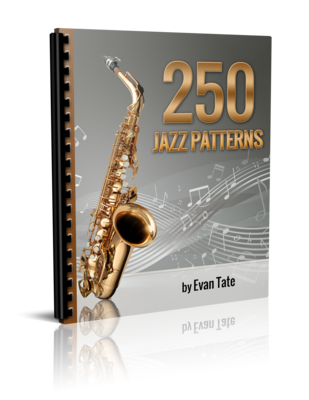250 Jazz Patterns (eBook)
