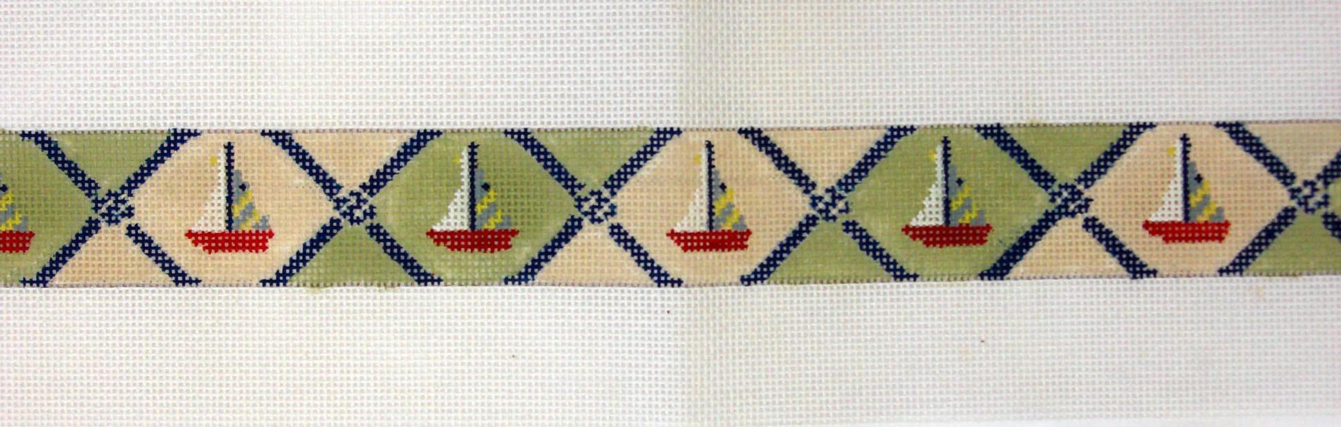 Boats & Ropes B16-B582