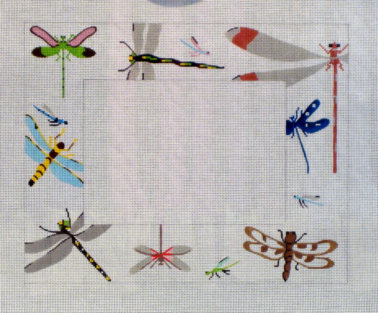 Dragonfly Picture Frame B51103