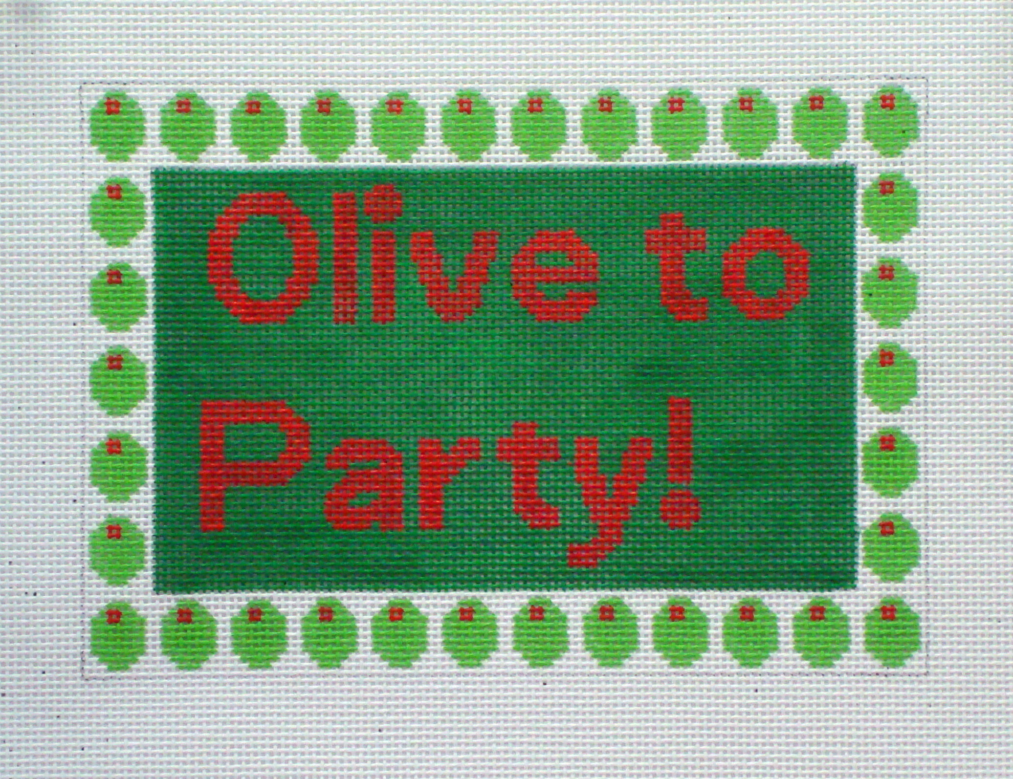 Olive to Party A84-S543