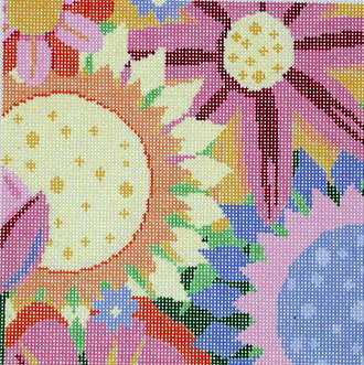 Small Sunshine Flowers A52-64B