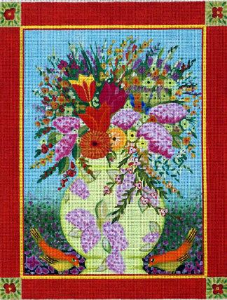 Yellow Bird Bouquet A71-J081