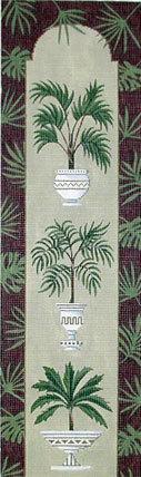 Palm Tree Bell Pull *V-330