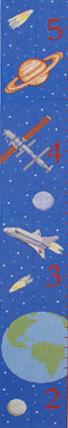 Galaxy Growth Chart  (Susan Roberts) *1502