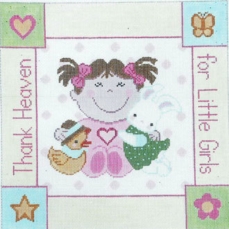 Thank Heaven for Little Girl  (Lee Designs) *WH1222
