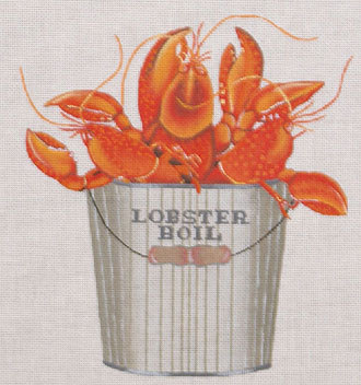 Lobster Boil  (Mellisa Shirley Designs) MLT78B