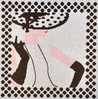 Polka Dot Fashionista   (Shelley Tribbey)