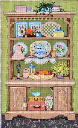 Cupboard   (Sandra Gilmore) *18-623