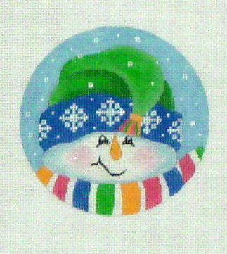 Tassel Snowman (Handpainted by Pepperberry Designs) 18*SN24